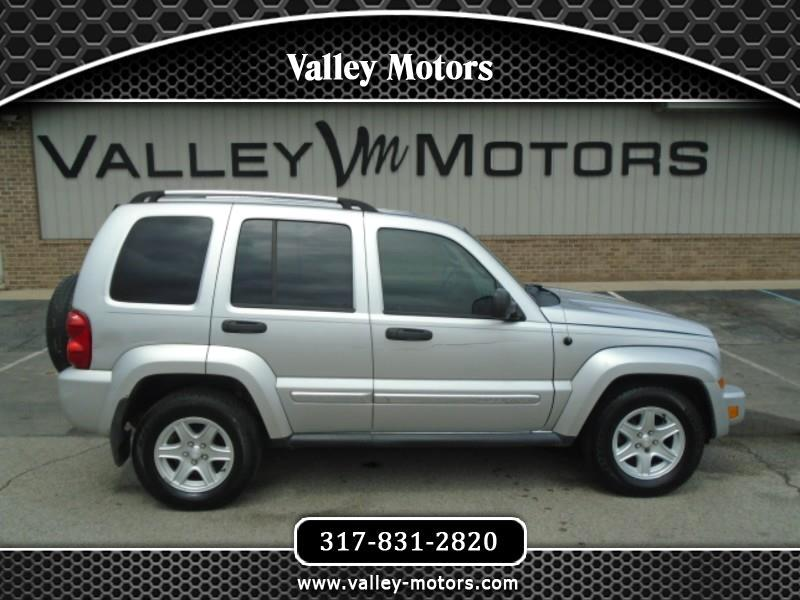 Jeep Liberty 4dr Limited 2005