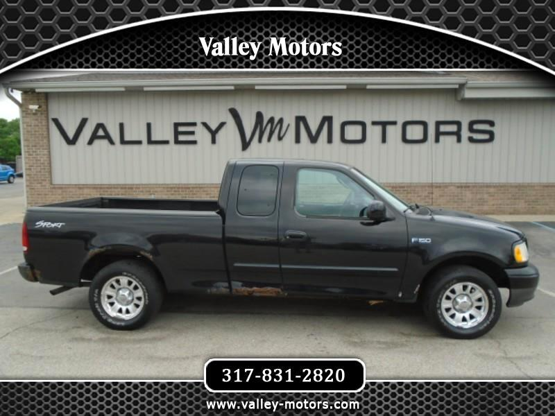 2003 Ford F-150 XL SuperCab 2WD