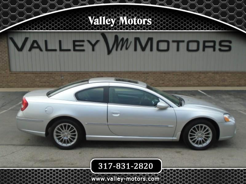 2004 Chrysler Sebring Limited Coupe