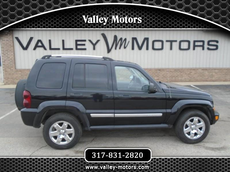 Jeep Liberty 4WD 4dr Limited 2007