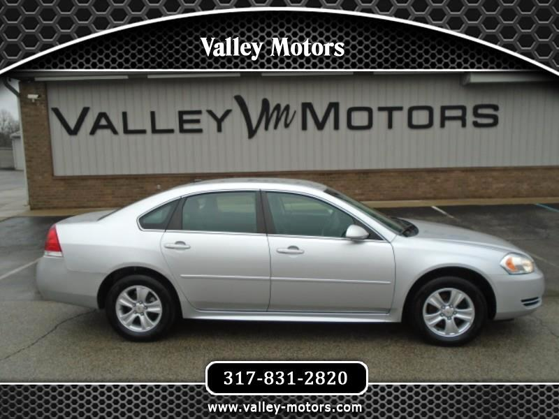 Chevrolet Impala Limited 4dr Sdn LS Fleet 2014