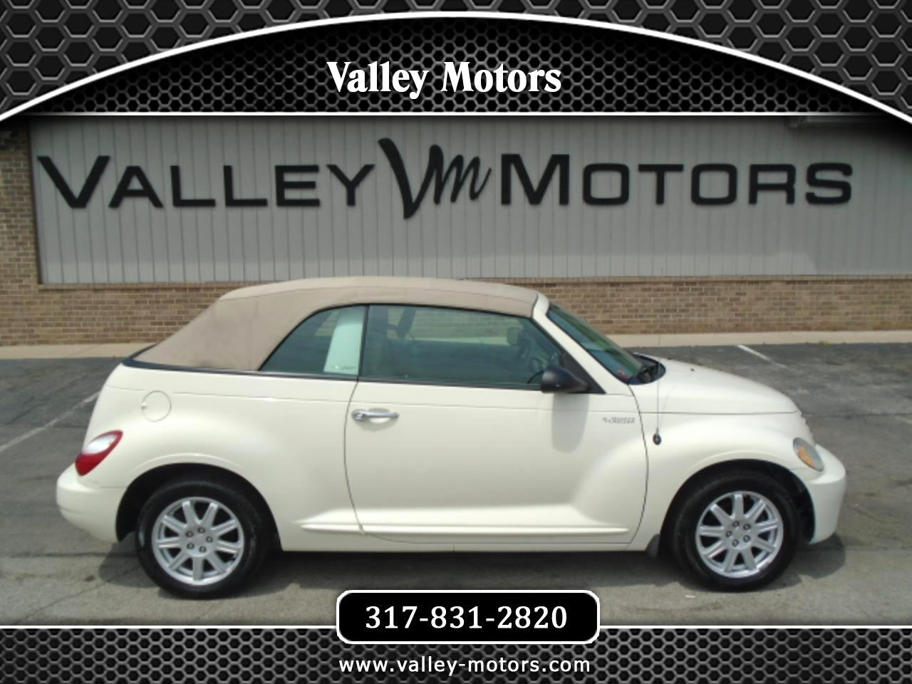 Chrysler PT Cruiser 2dr Convertible Touring 2006
