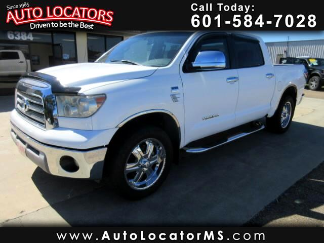 2008 Toyota Tundra 2WD Truck CrewMax 4.7L V8 5-Spd AT  (Natl)