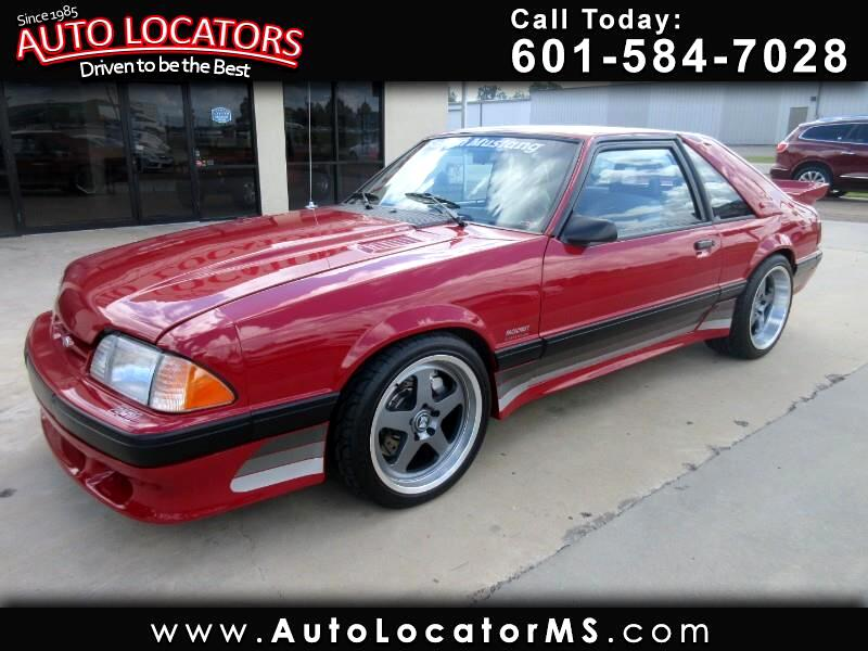 1987 Ford Mustang 2dr Saleen Hatchback