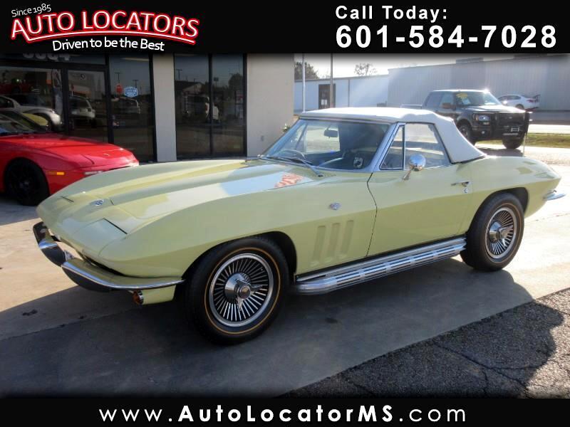 1965 Chevrolet Corvette Convertible