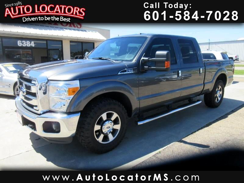 2015 Ford Super Duty F-250 SRW 2WD Crew Cab 156