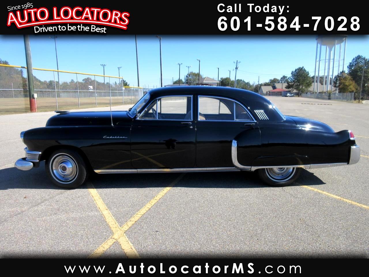 Cadillac Fleetwood Sedan 1949