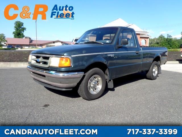 1997 Ford Ranger XL Reg. Cab Long Bed 2WD