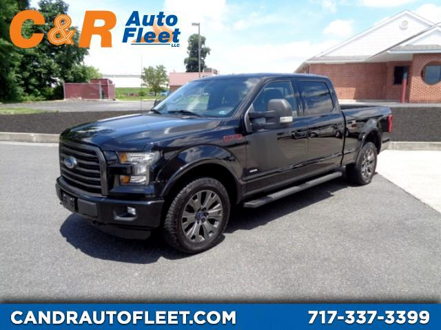 2016 Ford F-150 XLT SuperCrew 6.5-ft Box 4WD