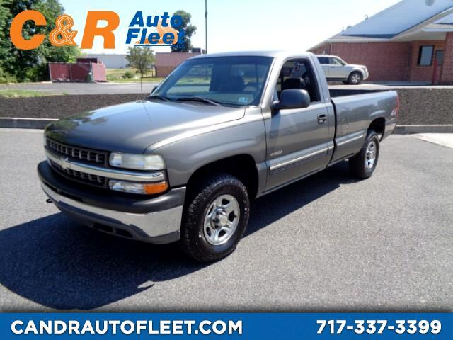 1999 Chevrolet Silverado 1500 Regular Cab Long Bed 4WD