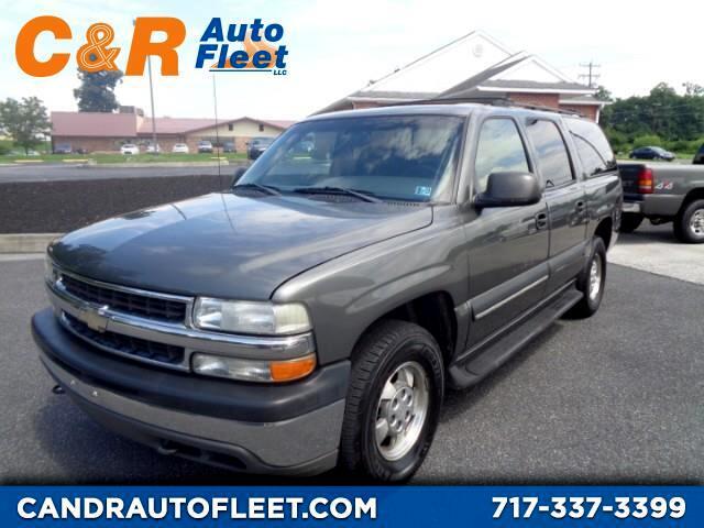 2002 Chevrolet Suburban 1500 4WD LS