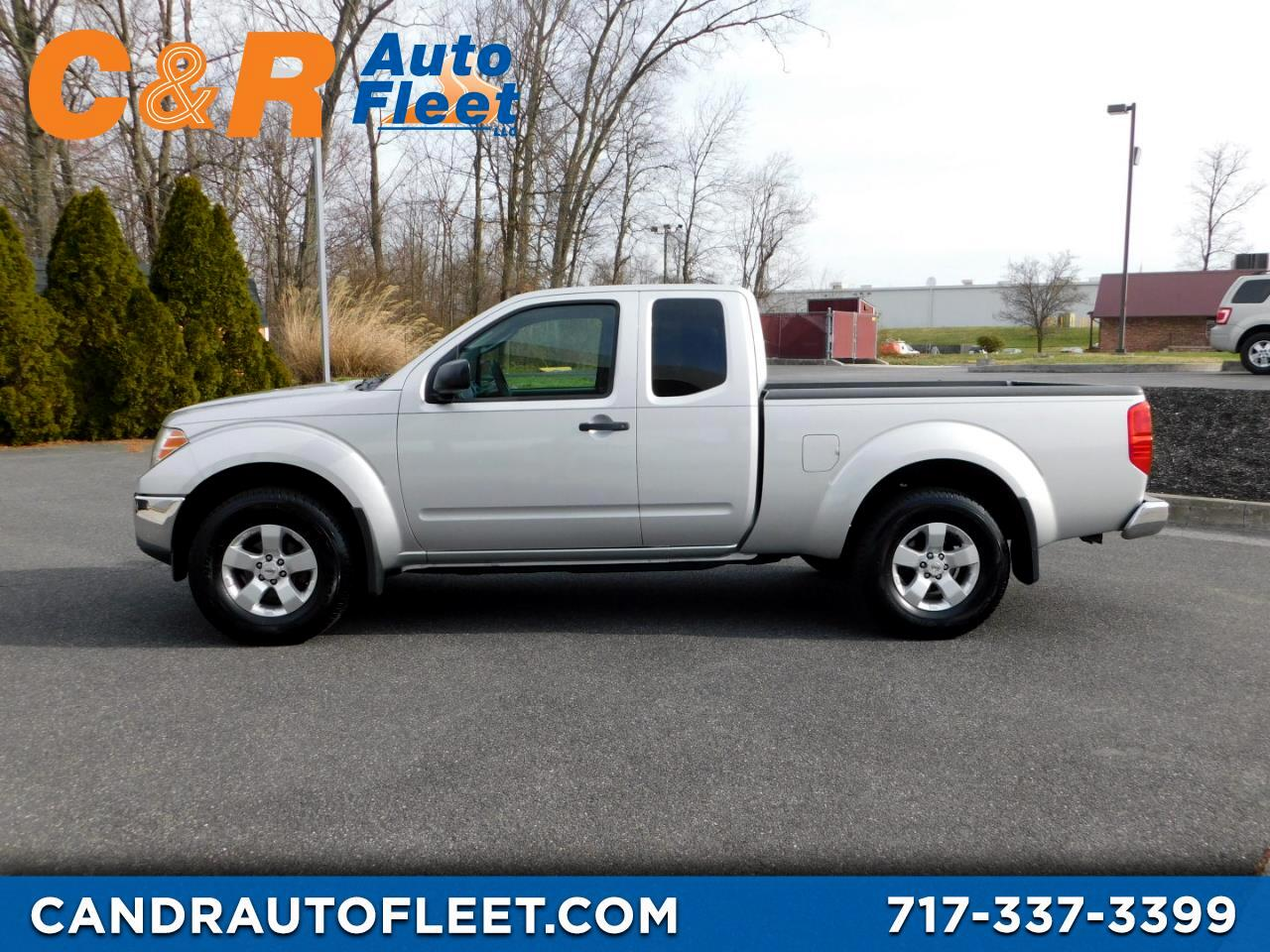 2010 Nissan Frontier 4WD King Cab Auto SE