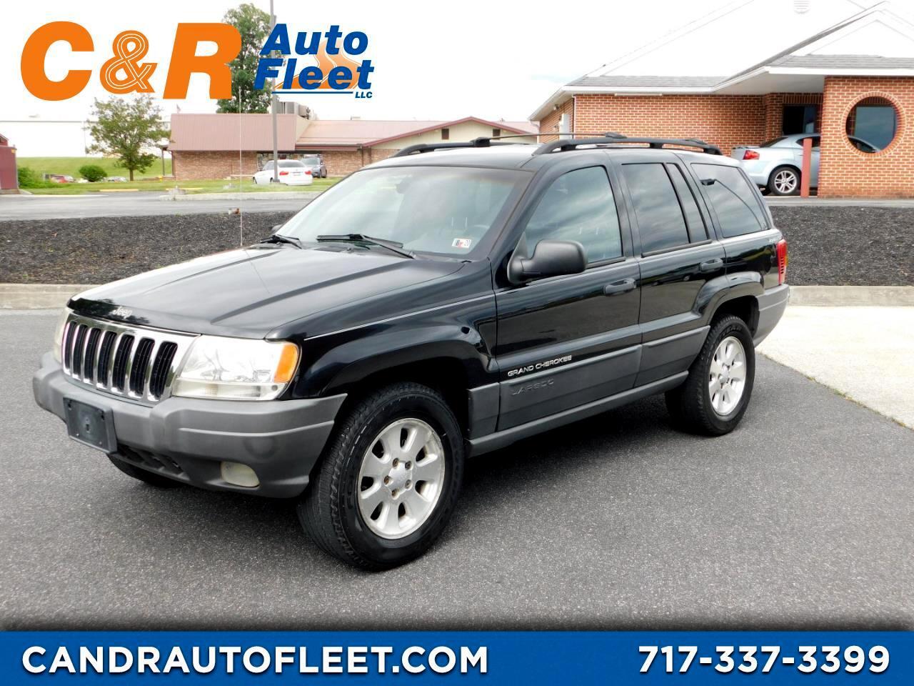 2001 Jeep Grand Cherokee 4dr Laredo 4WD