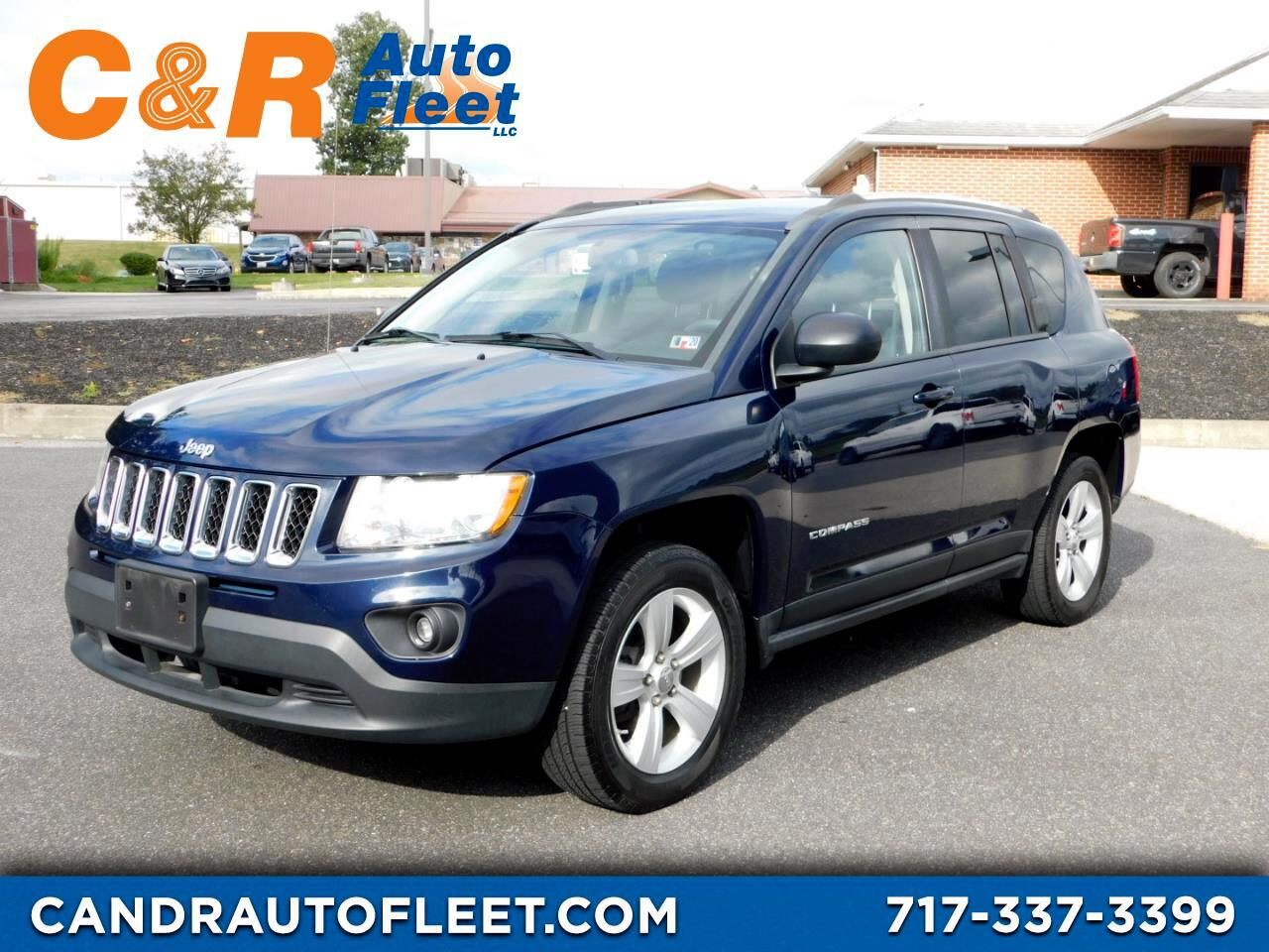 Jeep Compass 4WD 4dr Latitude 2012