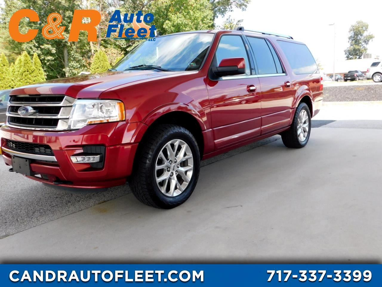 Ford Expedition Max Limited 4x4 2016
