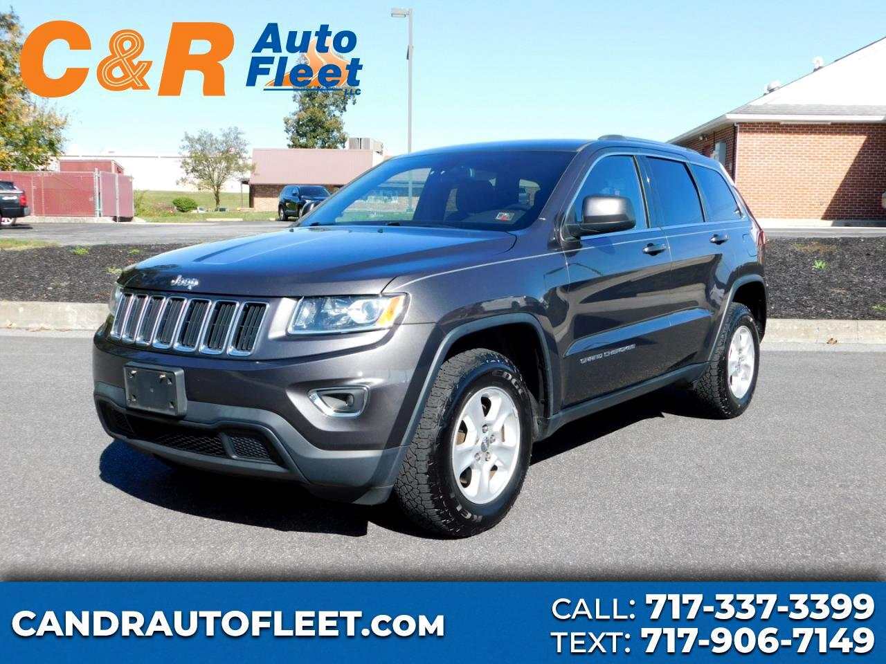 Jeep Grand Cherokee 4WD 4dr Laredo 2015