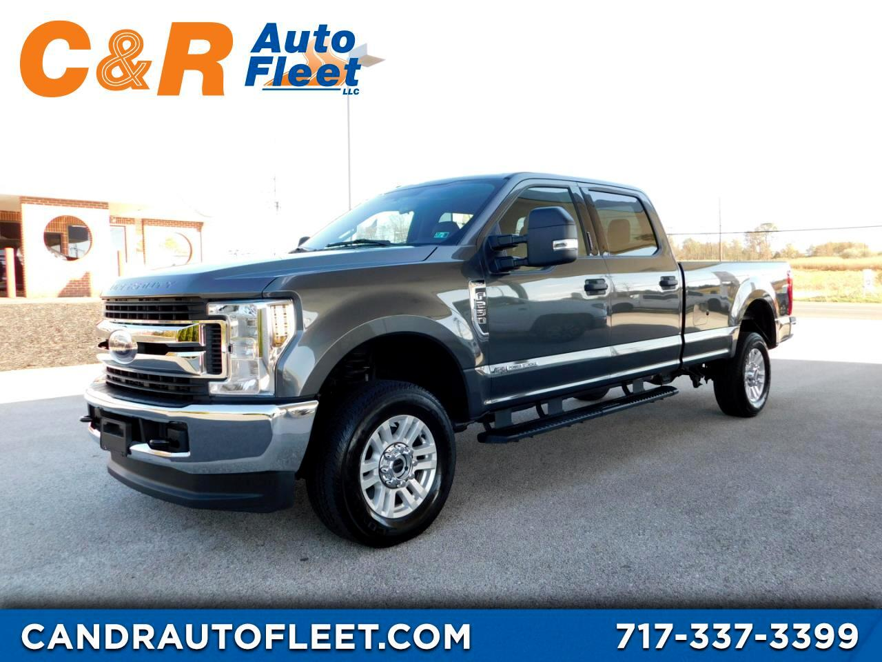 Ford Super Duty F-250 SRW XLT 4WD Crew Cab 8' Box 2019