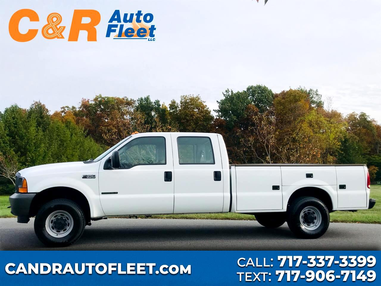 "Ford Super Duty F-350 SRW Crew Cab 176"" WB XL 4WD 2001"