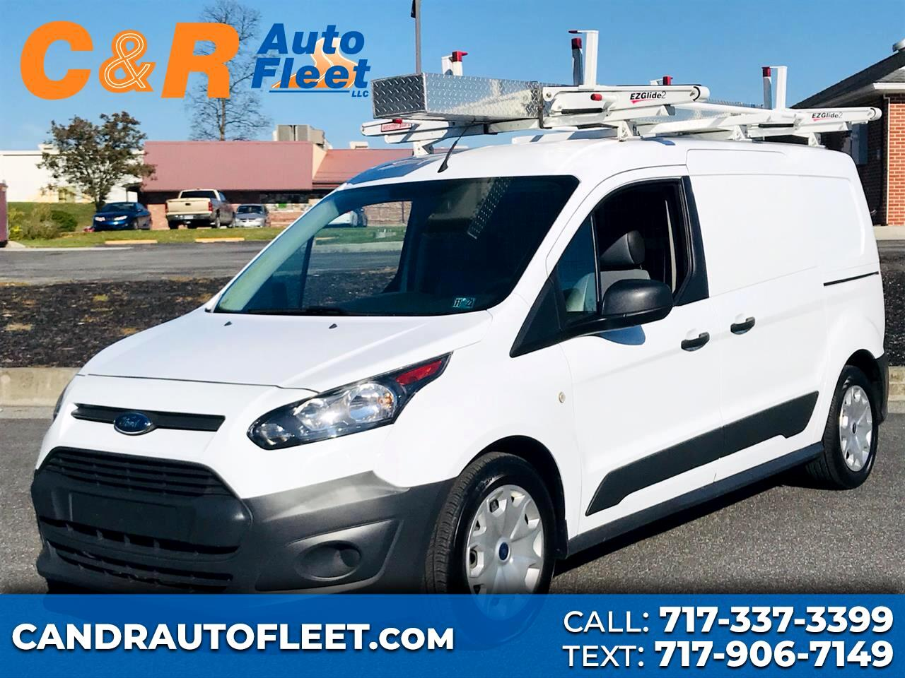 Ford Transit Connect Van XL LWB w/Rear Symmetrical Doors 2018