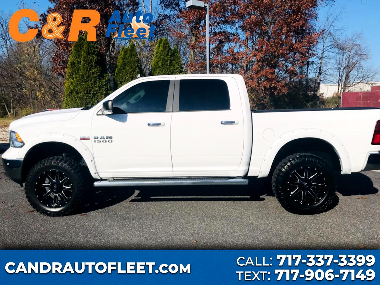 "RAM 1500 Big Horn 4x4 Crew Cab 5'7"" Box 2017"