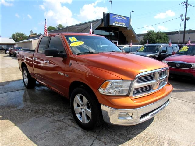 2010 Dodge 1500 SLT Quad Cab 2WD