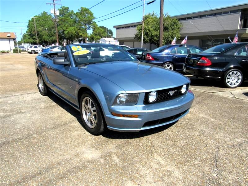2005 Ford Mustang 2dr Conv