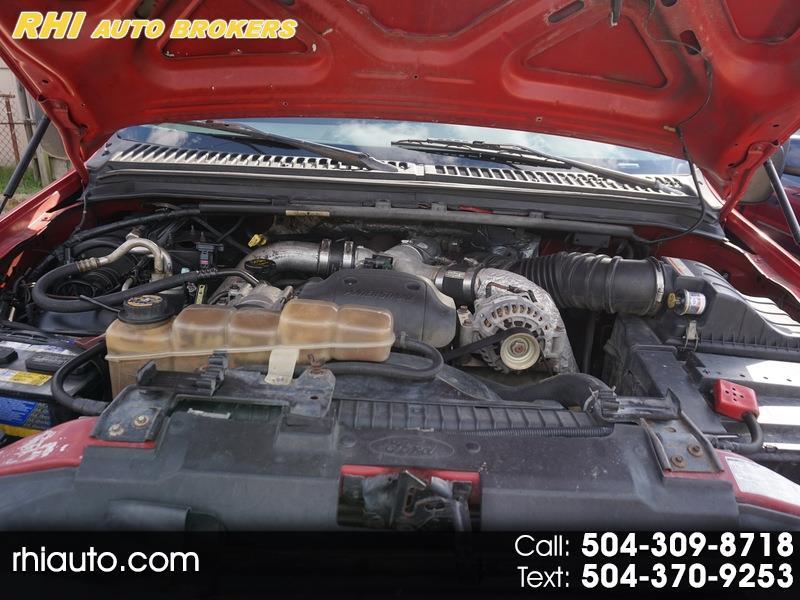 """2000 Ford F350 Crew Cab 156"""" XL 4WD"""