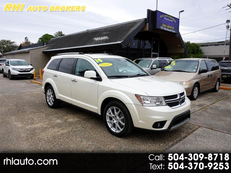 2014 Dodge Journey FWD 4dr Limited