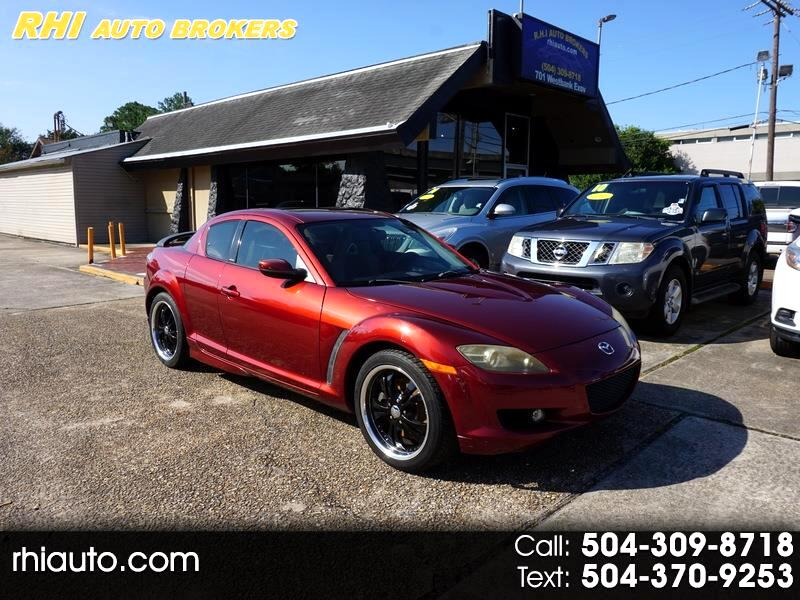 Mazda RX-8 4dr Cpe 6-Spd Manual 2006