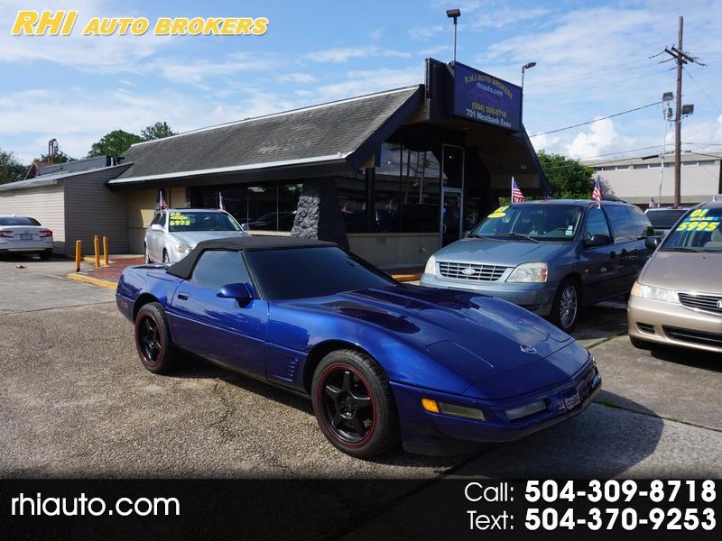 Chevrolet Corvette 2dr Convertible 1995