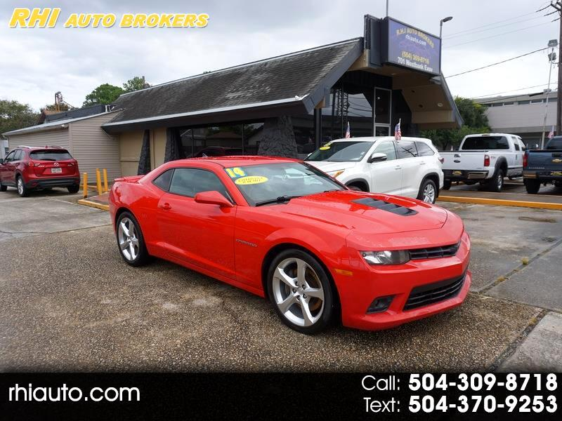 Chevrolet Camaro 2dr Cpe SS w/1SS 2014