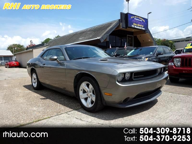 Dodge Challenger 2dr Cpe 2011