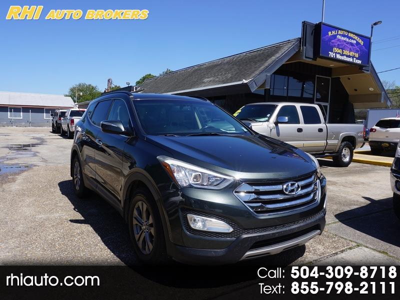 Hyundai Santa Fe Sport FWD 4dr 2.4 2014