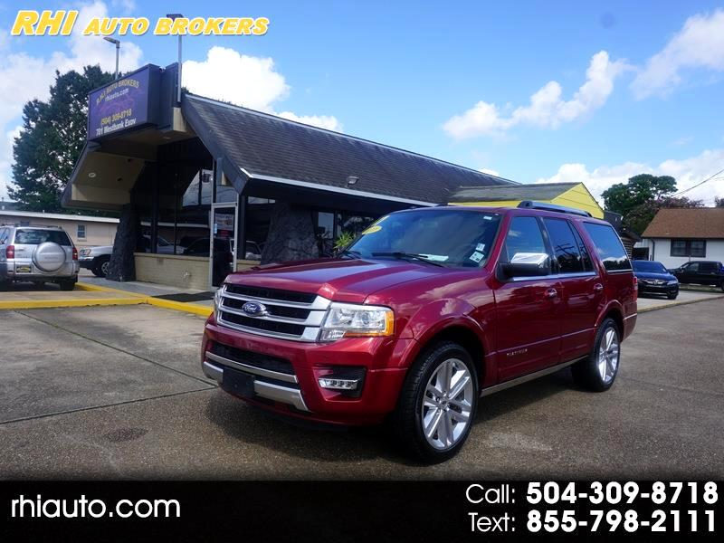 Ford Expedition Platinum 4x2 2017
