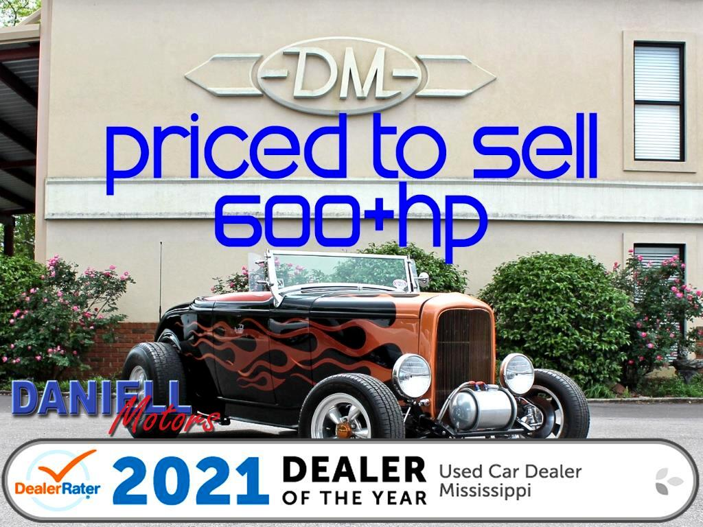 Ford Coupe  1932
