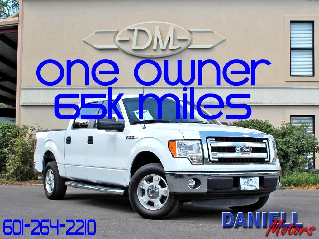 2014 Ford F-150 XLT SuperCrew 5.5-ft. Bed 2WD