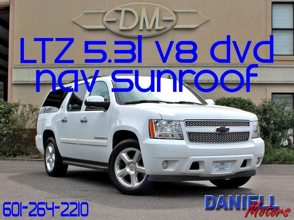2008 Chevrolet Suburban LTZ 1500 2WD