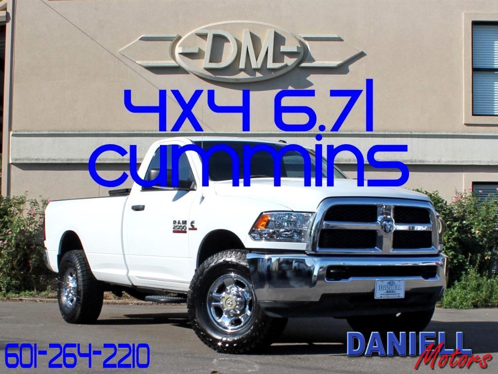2013 RAM 2500 Tradesman 4WD