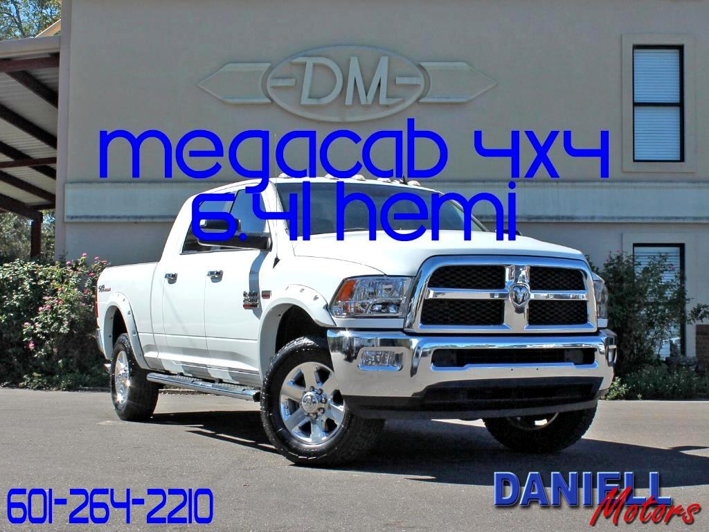 2014 RAM 2500 SLT Mega Cab 4WD