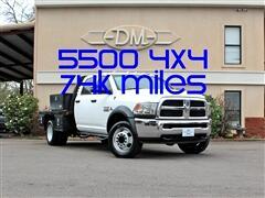 2014 RAM 5500