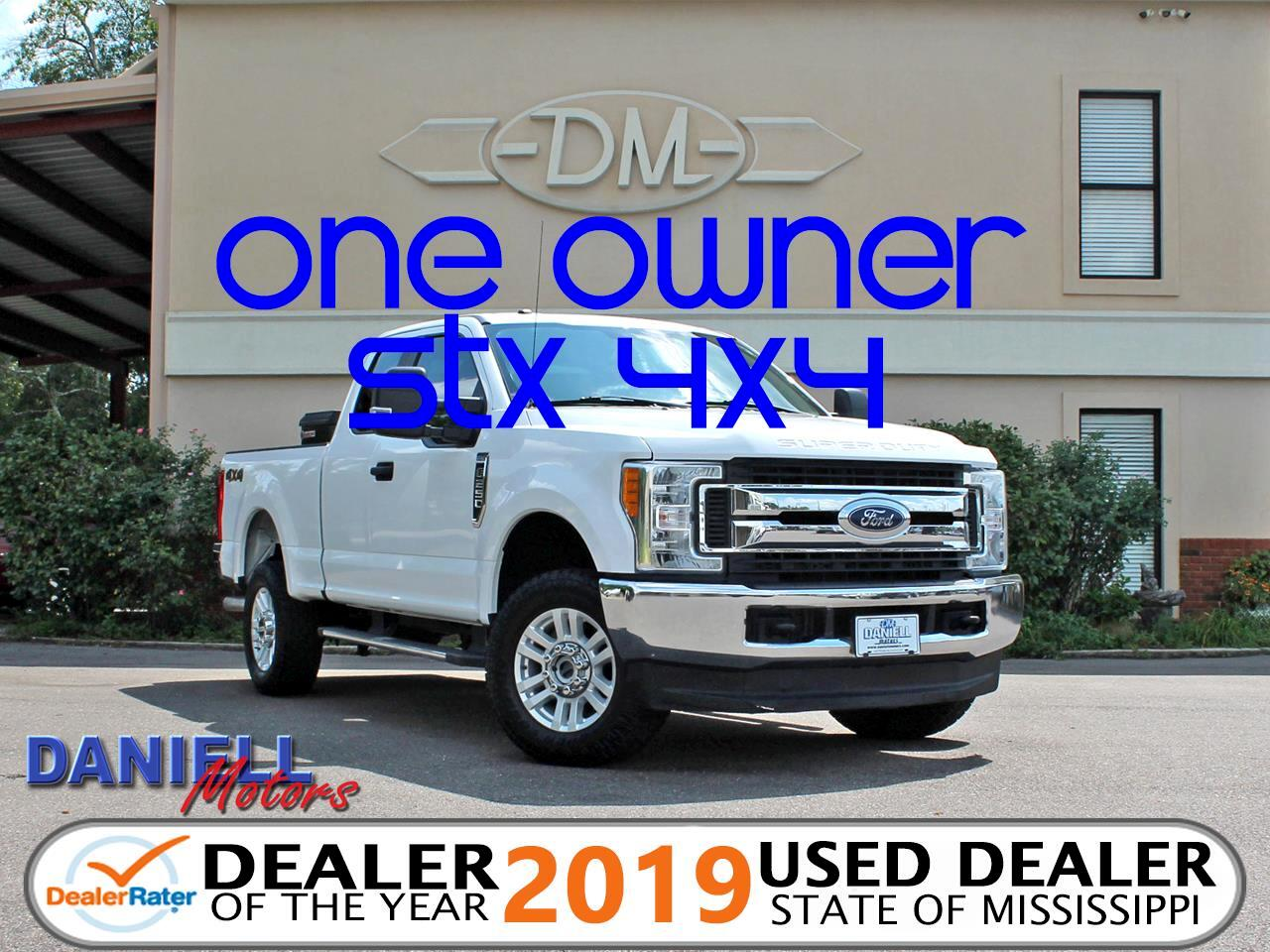 2017 Ford F-250 SD STX SuperCab 4WD