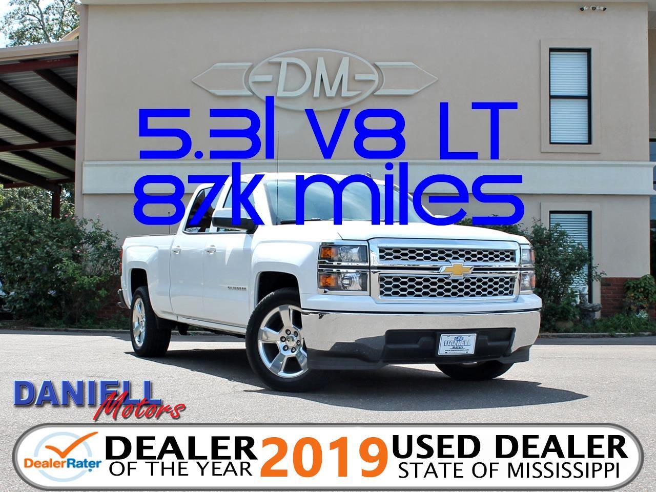 2014 Chevrolet Silverado 1500 1LT Crew Cab 2WD
