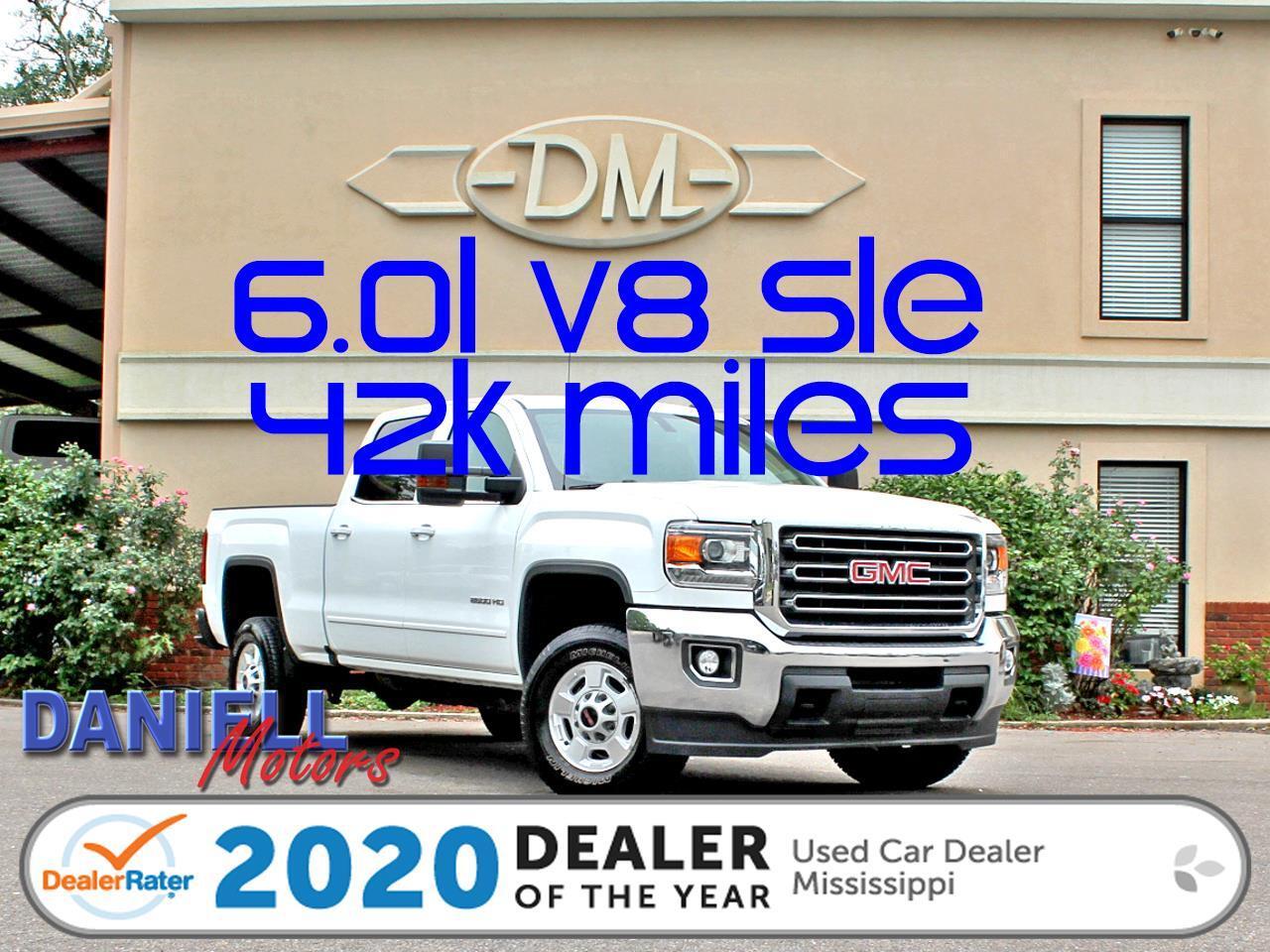 GMC Sierra 2500HD SLE Crew Cab 2WD 2017