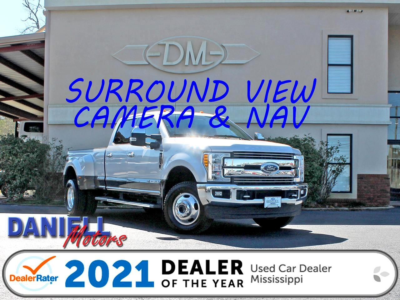 Ford F-350 SD Lariat Crew Cab Long Bed DRW 4WD 2017