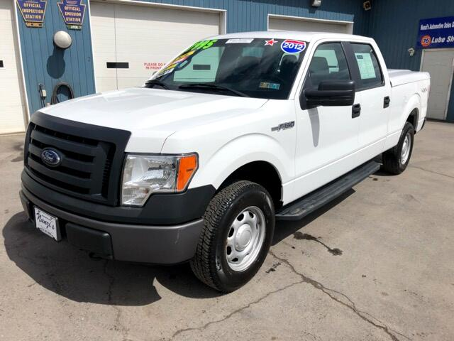 2012 Ford F-150 XL SuperCrew 6.5-ft. Bed 4WD