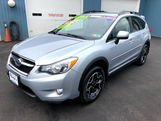 2013 Subaru XV Crosstrek 2.0 Limited