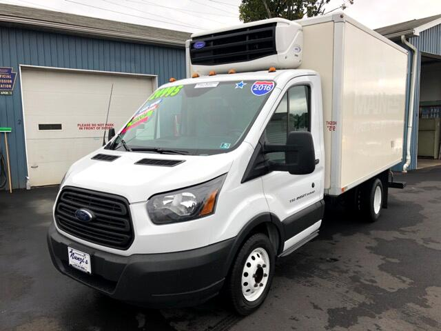 2016 Ford Transit T-350 Refrigerated Truck