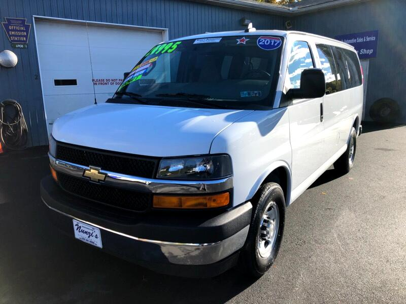 2017 Chevrolet Express Passenger RWD 2500 135