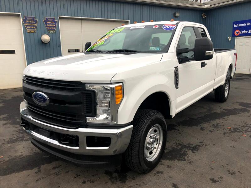 2017 Ford F-250 SD XL SuperCab Long Bed 4WD
