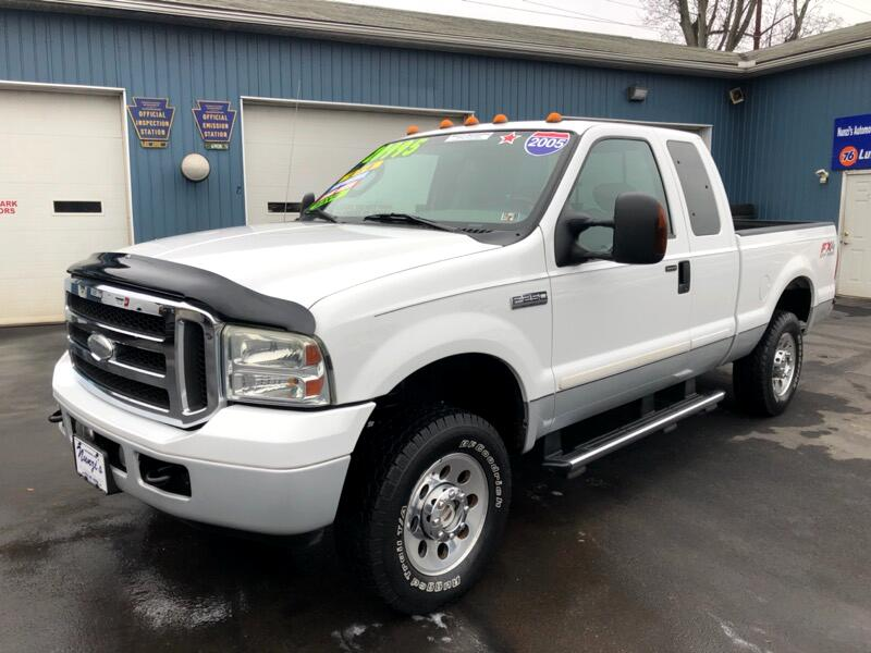 2005 Ford F-250 SD XLT SuperCab 4WD